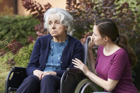 Depression in Seniors - Reliance HomeCare & Senior Care