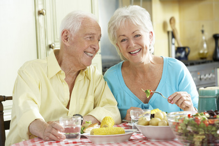 Healthy Nutrition in Seniors - Reliance HomeCare & Senior Care