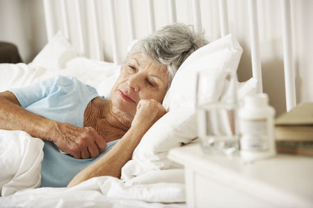 Solving Insomnia in Seniors - Fidelity Home Care & Senior Care