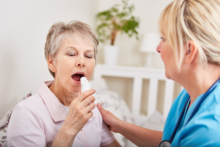 Coping with COPD for Seniors - Fidelity HomeCare